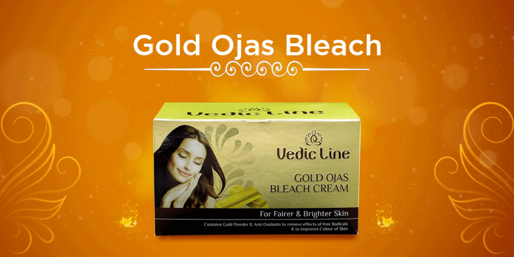 Gold Ojas bleach