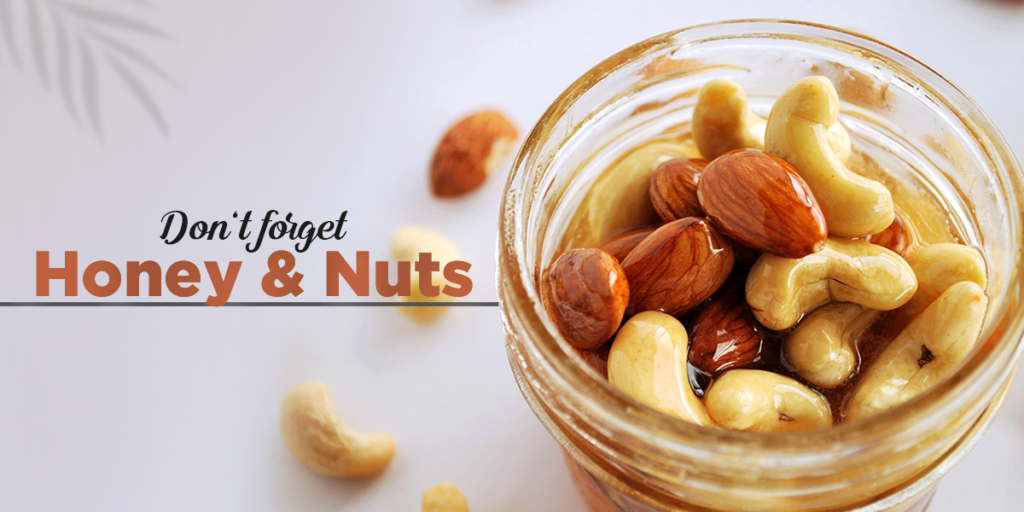 honey and nut are the best for winters