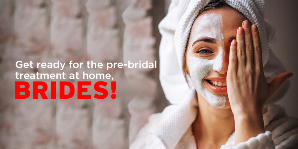 pre bridal treatment at home-Vedicline