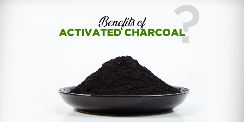 what is activated charcoal good for | uses of charcoal