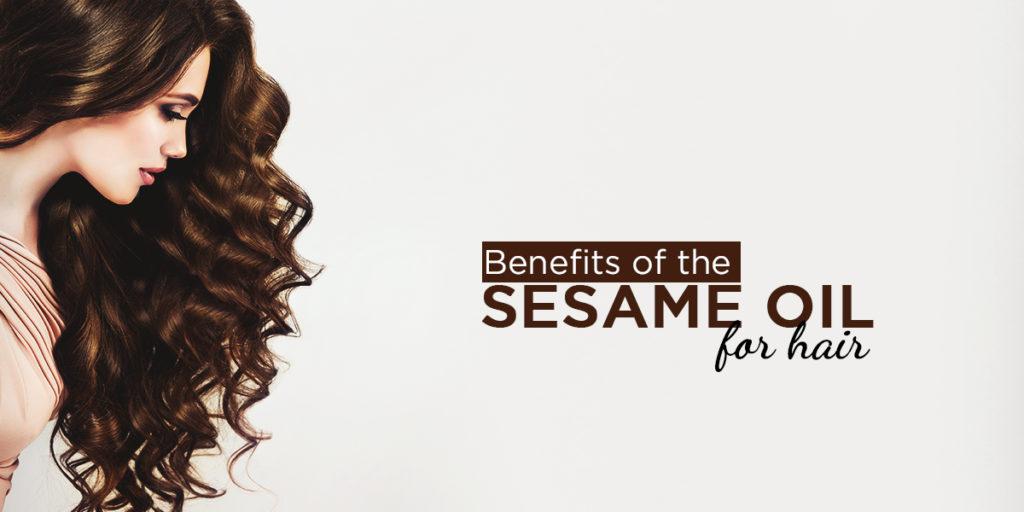 Best ayurvedic essential sesame oil for thicker hair