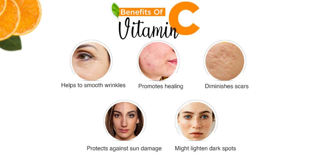 Best Benefits of Vitamin C - Vedicline