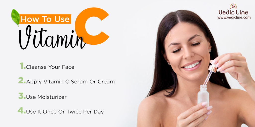 How to use Vitamin C - Vedicline