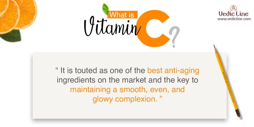What is Vitamin C - Definition of Vitamin C